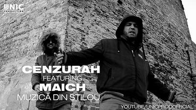 CenzuraH feat. Maich - Muzica din stilou