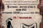 Sarbatoreste prima aniversare a Zilei Sanatatii Mintale cu INASHAN in B52 Club!