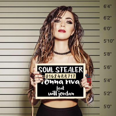Ronna Riva Ft. Will Jordan - Soul Stealer