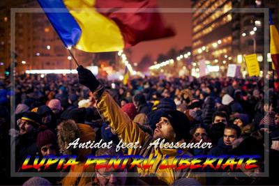 Antidot feat. Alessander - Lupta pentru libertate