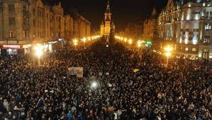 Proteste in Strada