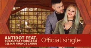"""Rapperul Antidot lanseaza single-ul intitulat """"Cel Mai Frumos Cadou"""""""