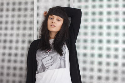 Irina Rimes New Look
