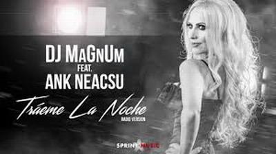 Dj MaGnUm feat. Ank Neacsu - Traeme La Noche