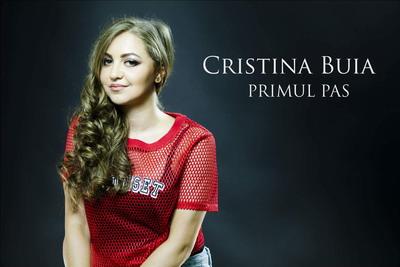 "Cristina Buia lanseaza single-ul si videoclipul ""Primul pas"""