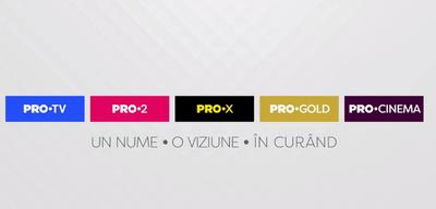 Transformari ale posturilor Pro, Sport.ro in Pro X si Acasa TV in Pro 2