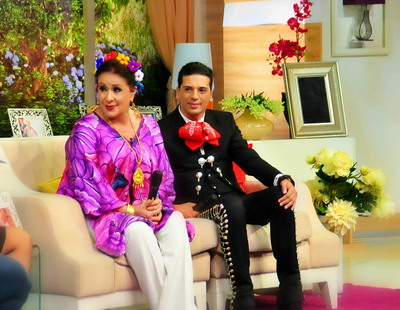 Radhu si Laura Zapata