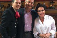 Ambasadorul Mexicului in Romania, Arturo Trejo, a cinat cu Radhu si Laura Zapata!