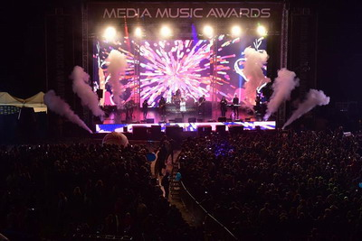 Showul muzical al anului 2017, Media Music Awards, se vede doar pe Music Channel!