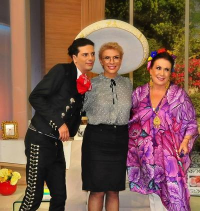 Laura Zapata, Radhu si Teo