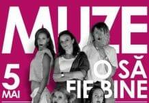 Concert Muze Poster Sibiu
