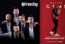 FreeStay - Arene Romane - 22 Iunie 2018