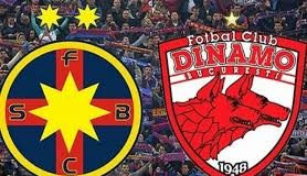FCSB vs Dinamo