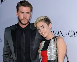 Liam Hemsworth si Miley Cyrus