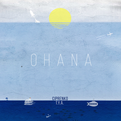 OHANA ART COVER