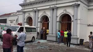 Sri Lanka explozii